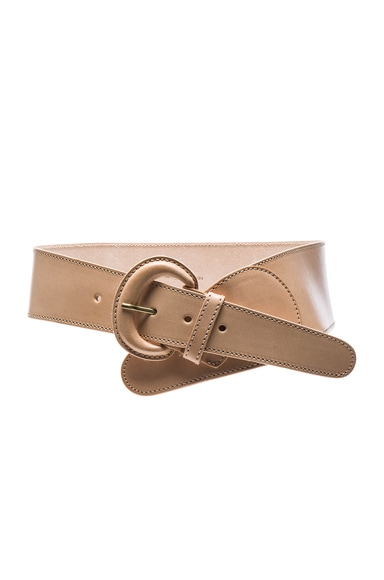 Zimmermann Waist Belt in Tan