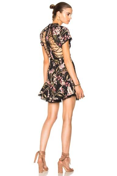 for FWRD Curacao Flutter Dress
