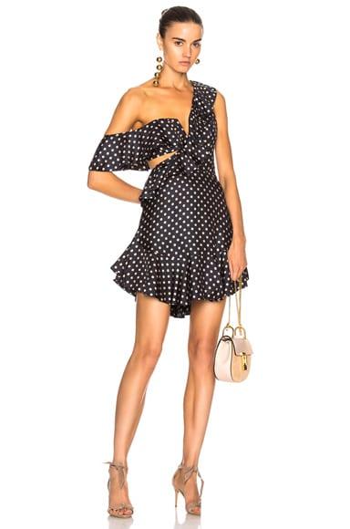 Rife Flounce Dress