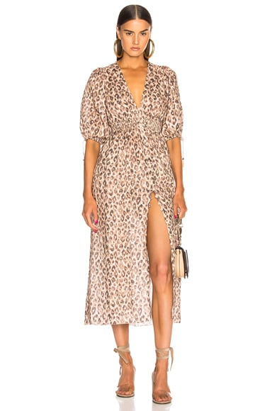 Melody Shirred Waist Dress
