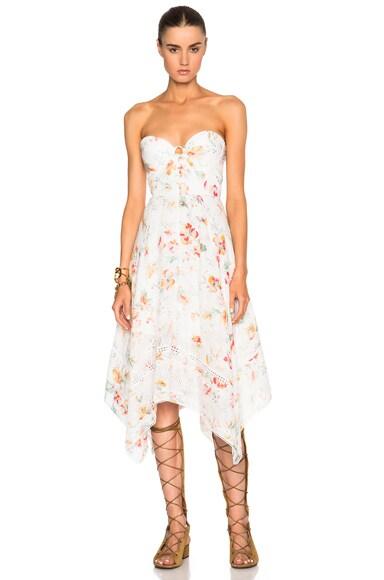 Belle Bustier Dress