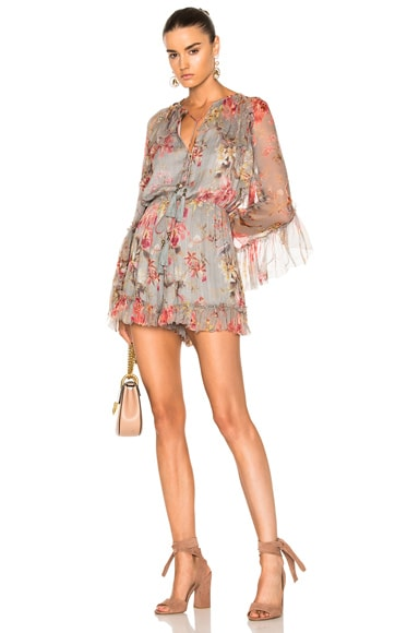 Mercer Floating Playsuit