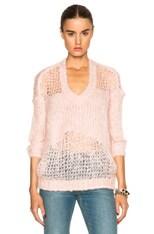 Manual Heavy Mohair Sweater