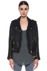 Mape Leather Jacket