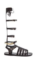 Iliada Leather Sandals