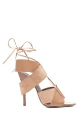 Malgosia Leather & Suede Sandals