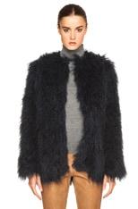 Kancas Faux Fur Coat