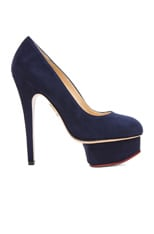 Dolly Suede Pumps