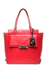 Highline Leather Tote