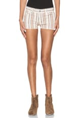 Charly Striped Shorts