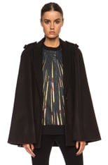 Heavy Wool Cape