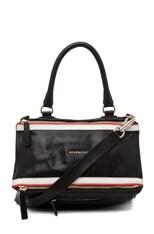 Medium Pandora Striped Bag