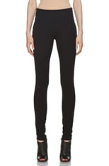 HELMUT Cocoon Cotton-Blend Legging