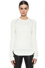 Blaze Wool-Blend Pullover