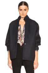 Feisty Double Face Chic Coat