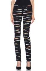 Orson Zebra Jeans