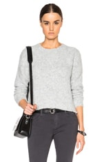 Boucle Cropped Sweater