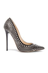 Metal Studs Anouk Leather Pumps