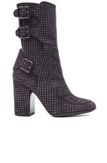 Merli Suede Studded Boots