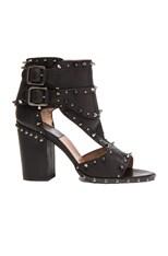 Deric Calfskin Leather Heels