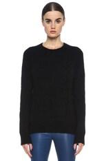 Skinny Mohair-Blend Knit