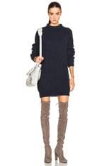 Fisherman Sweater Dress