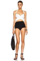 XO Bill Combo Poly Swimsuit