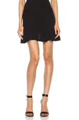 Suspension Knit Skirt