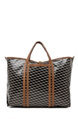 Cube Leather Bag
