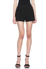 Cady Poly-Blend Tech Shorts