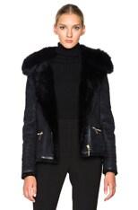 Raccoon Zip Jacket