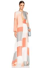 Arcadia Teardrop Sheath Dress
