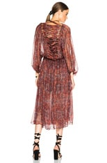 Empire Lace Dress