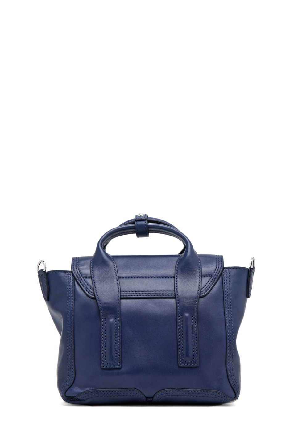 Image 2 of 3.1 phillip lim Pashli Mini Satchel in Navy