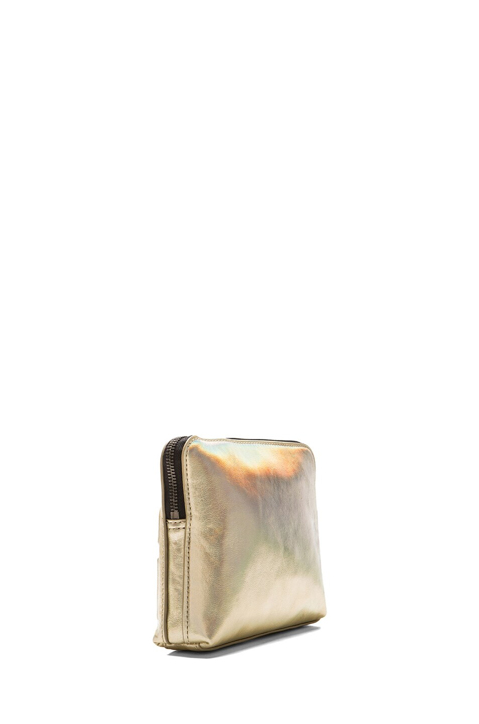 Image 3 of 3.1 phillip lim OMG 31 Second Pouch in Warm Silver & Gunmetal