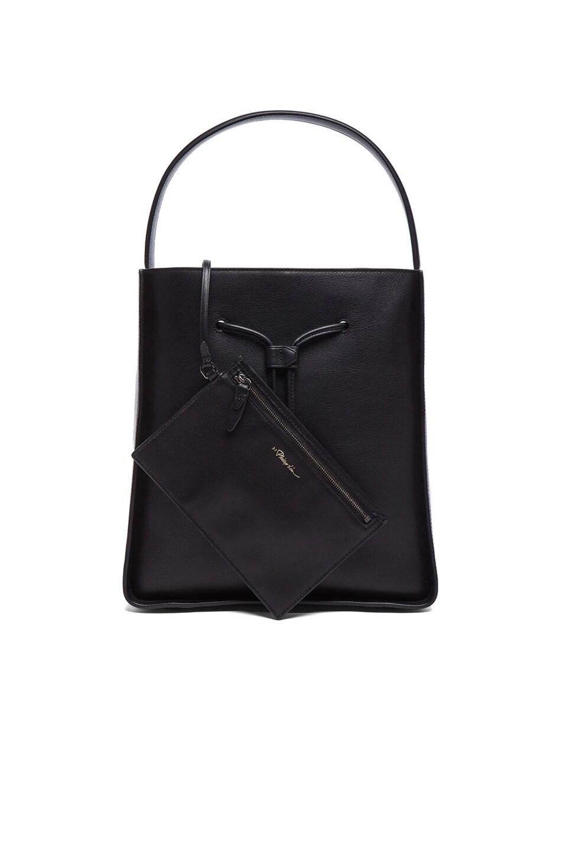 Image 6 of 3.1 phillip lim Large Soleil Bucket Bag in Black
