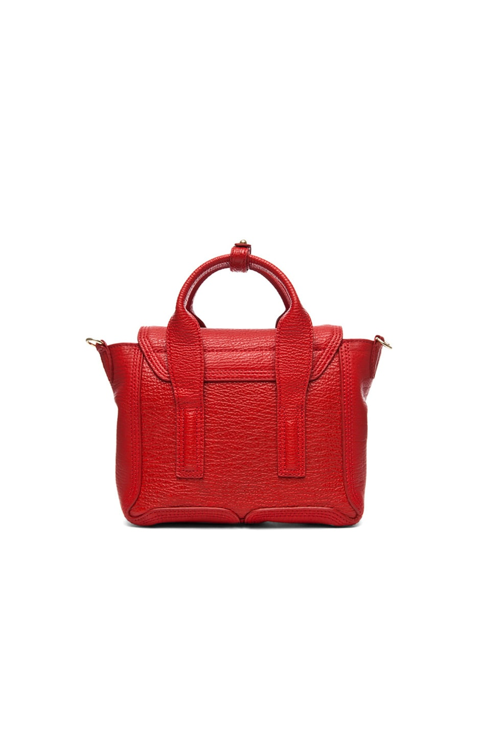 Image 3 of 3.1 phillip lim Mini Pashli Satchel in Red