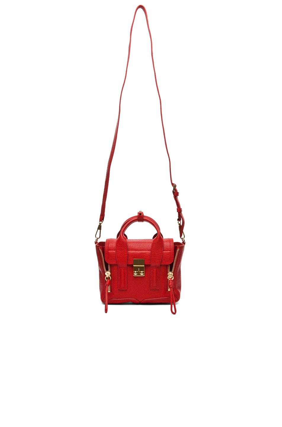 Image 6 of 3.1 phillip lim Mini Pashli Satchel in Red