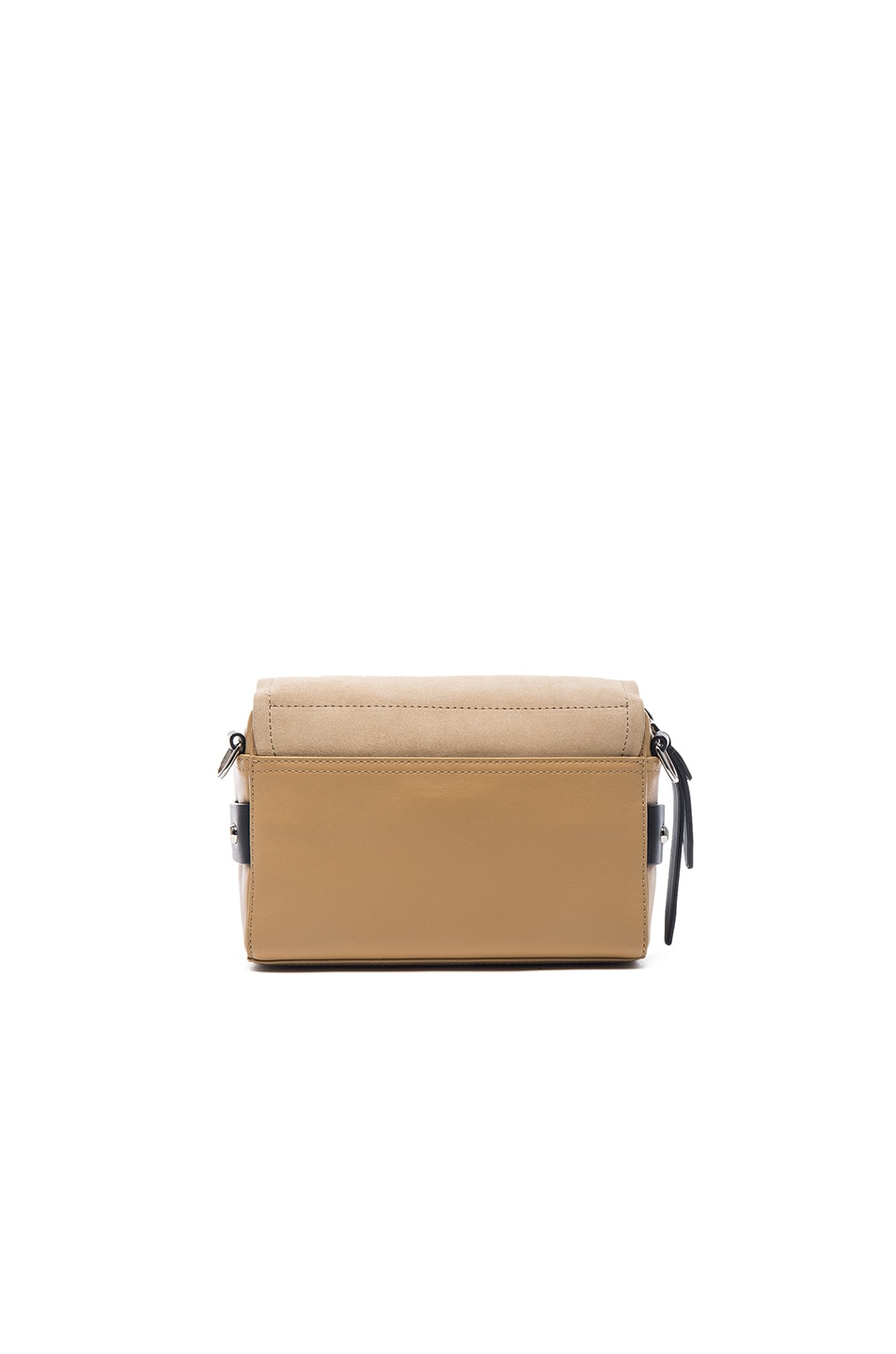 Image 3 of 3.1 phillip lim Bianca Fringe Crossbody Bag in Almond Beige
