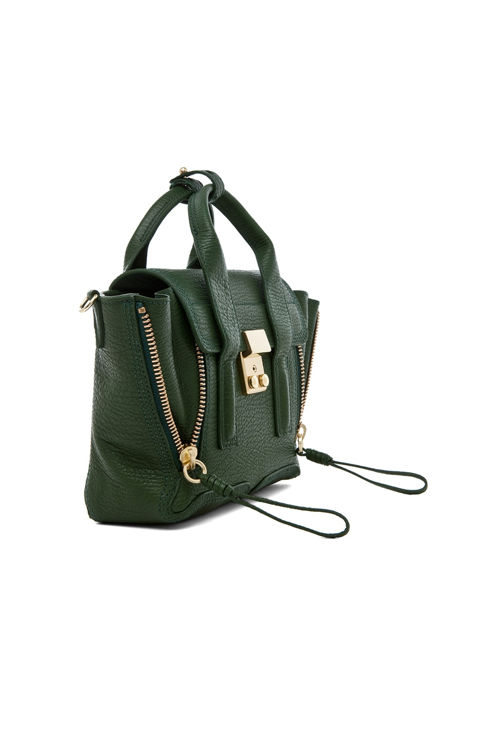 Image 3 of 3.1 phillip lim Mini Pashli Satchel in Jade