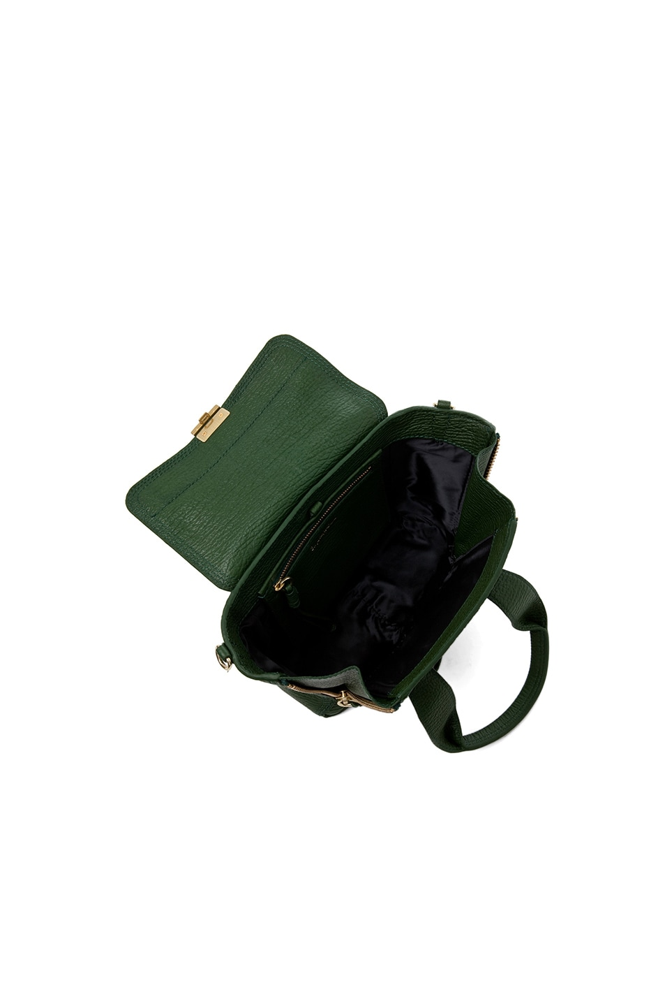 Image 4 of 3.1 phillip lim Mini Pashli Satchel in Jade