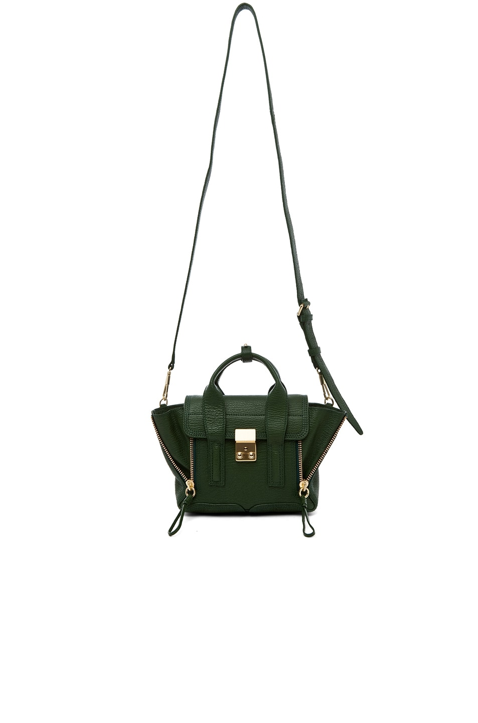 Image 5 of 3.1 phillip lim Mini Pashli Satchel in Jade