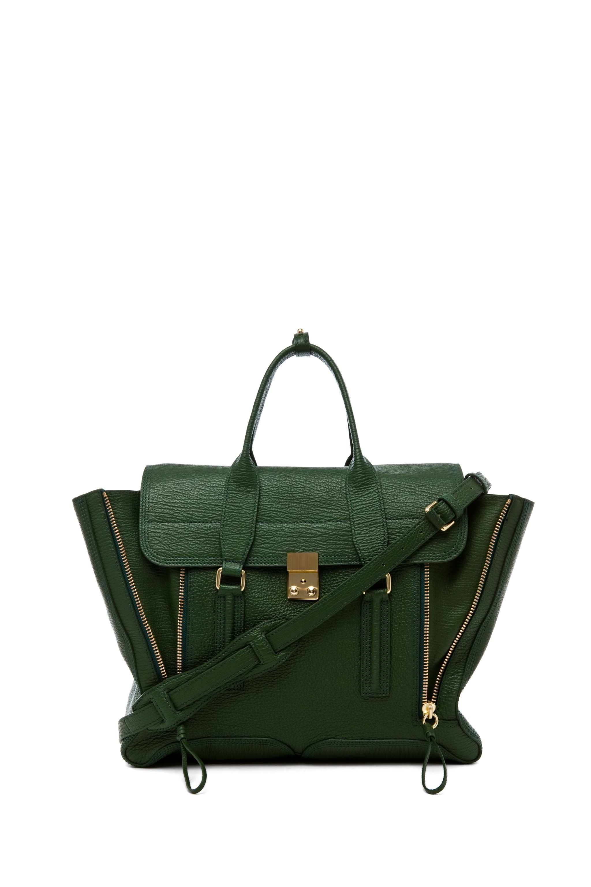 Image 1 of 3.1 phillip lim Large Pashli Trapeze in Jade