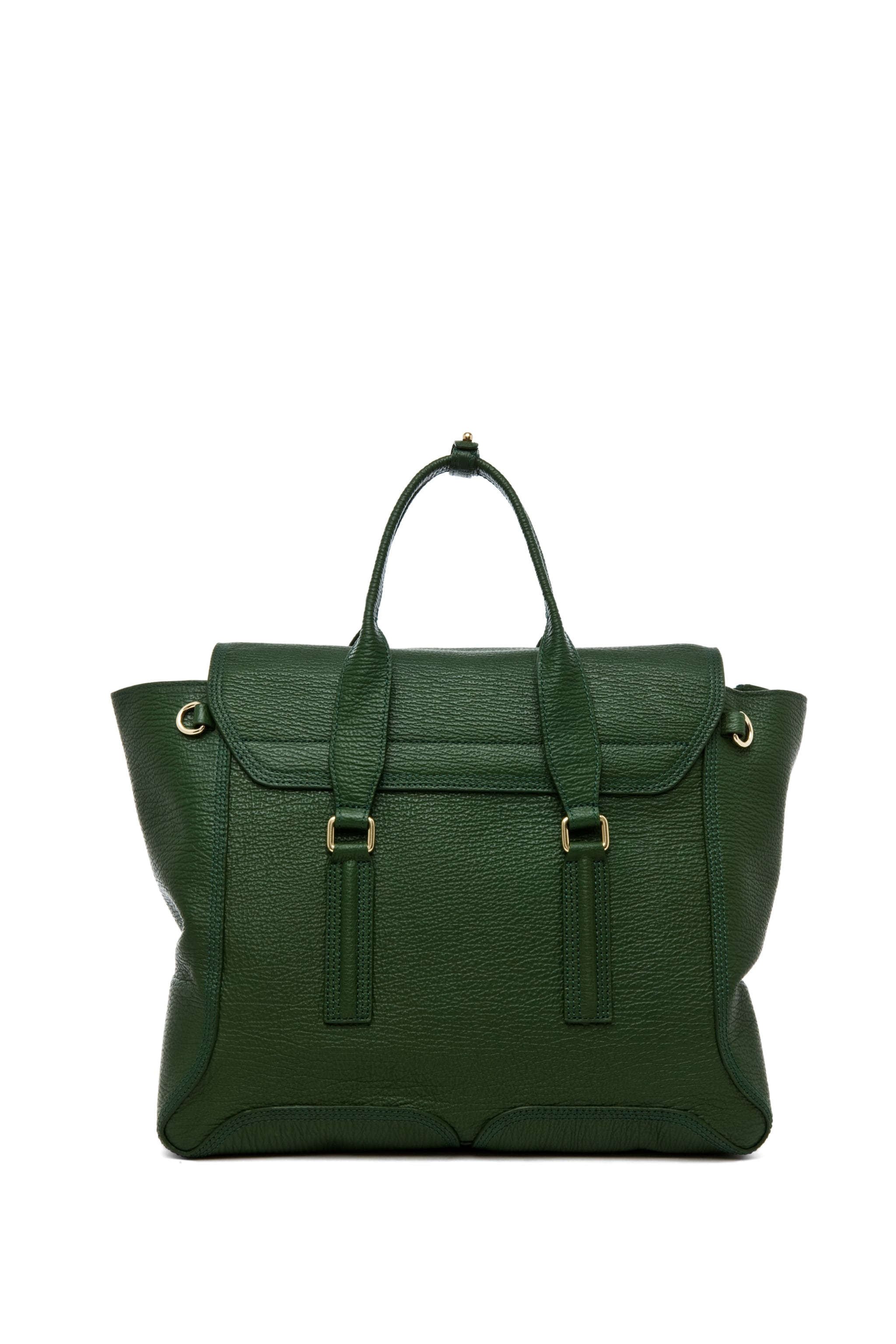 Image 2 of 3.1 phillip lim Large Pashli Trapeze in Jade