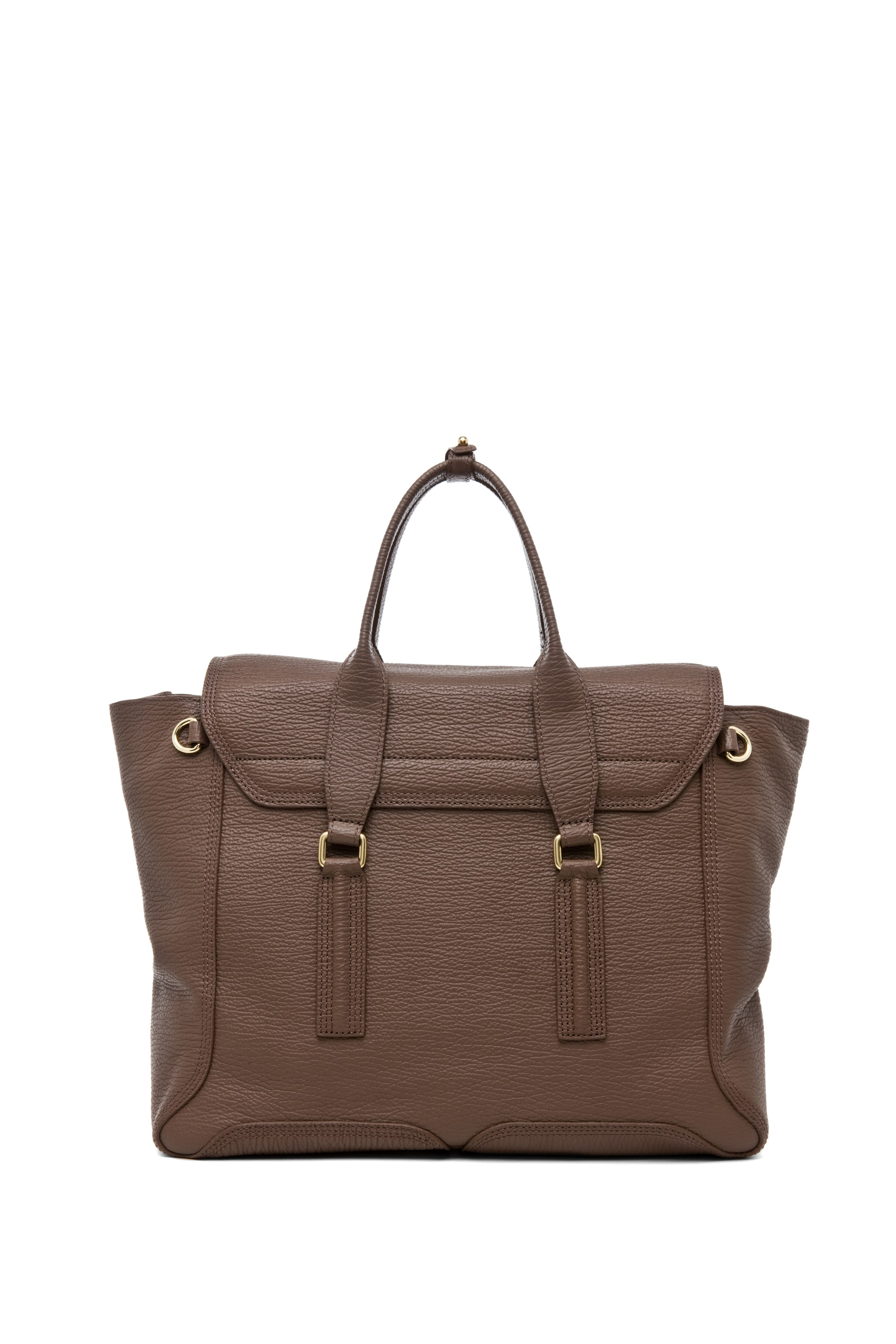 Image 2 of 3.1 phillip lim Pashli Satchel in Taupe