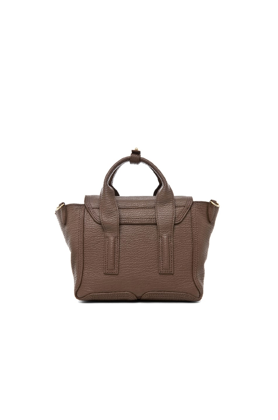 Image 3 of 3.1 phillip lim Mini Pashli Satchel in Taupe