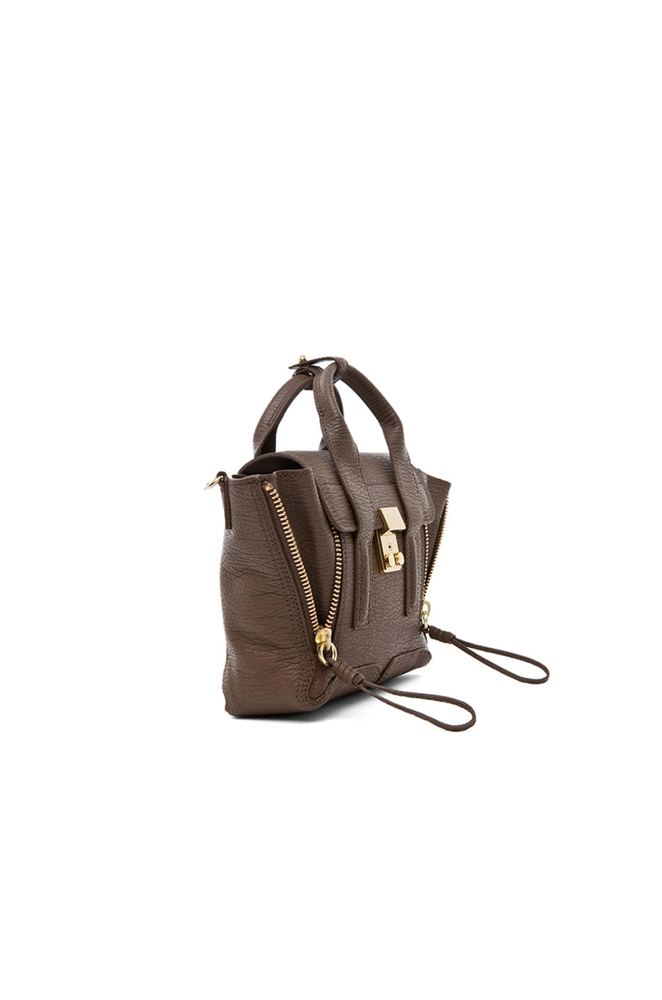 Image 4 of 3.1 phillip lim Mini Pashli Satchel in Taupe