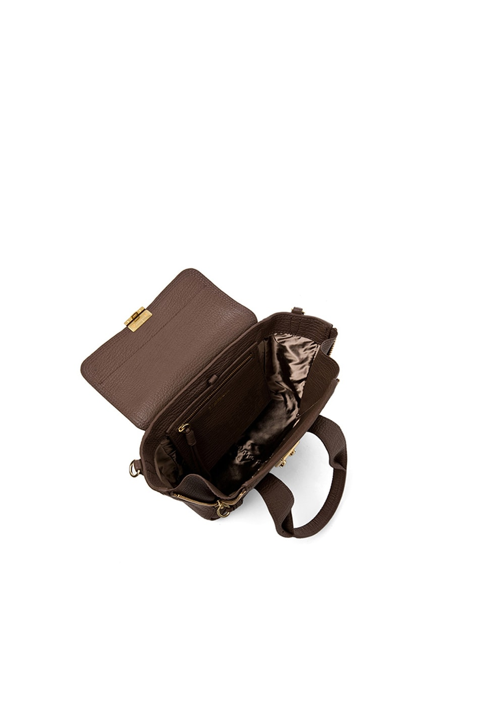 Image 5 of 3.1 phillip lim Mini Pashli Satchel in Taupe
