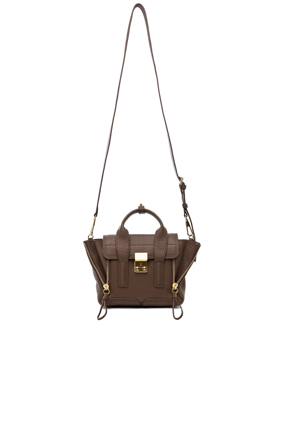 Image 6 of 3.1 phillip lim Mini Pashli Satchel in Taupe