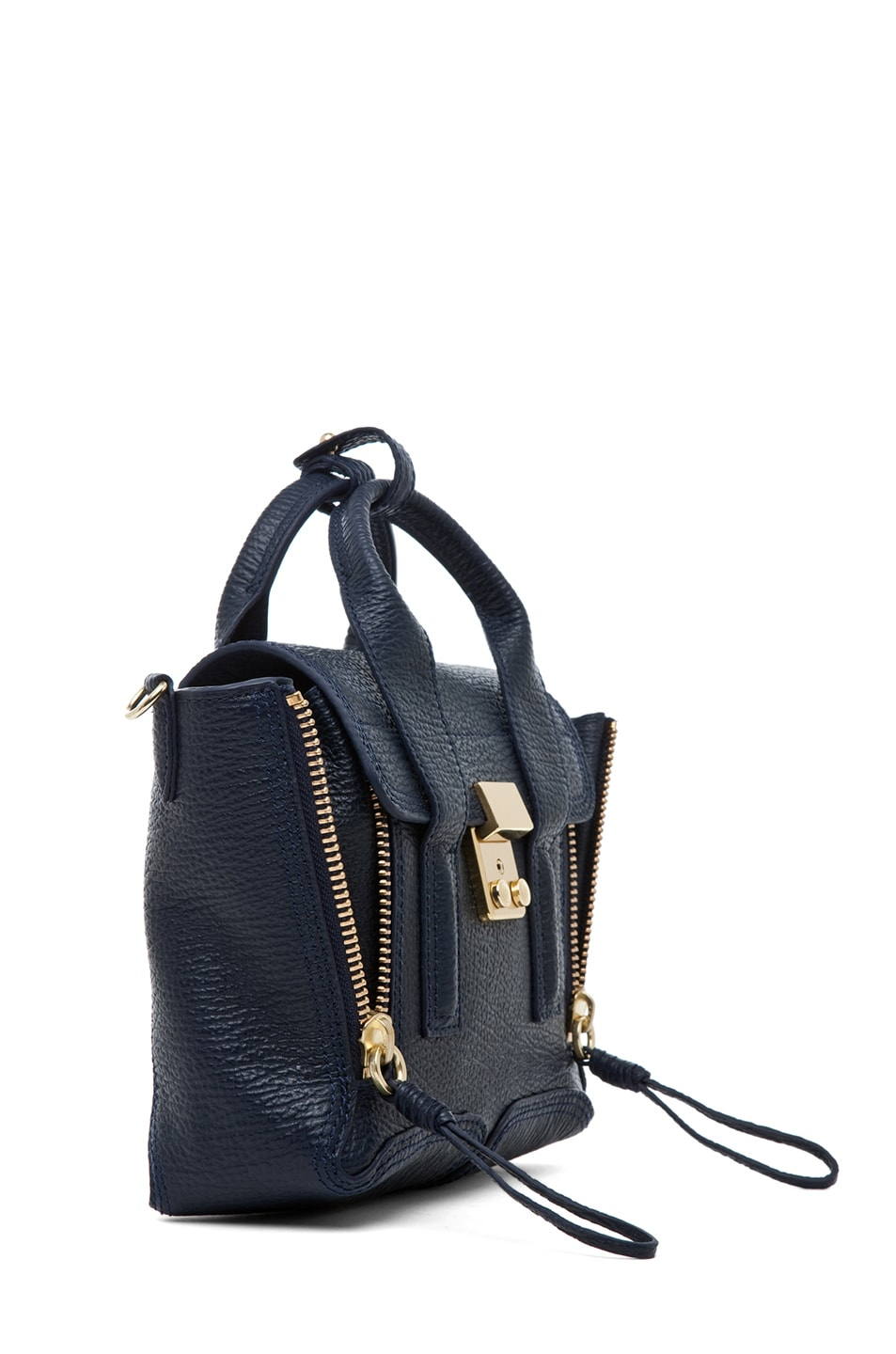 Image 3 of 3.1 phillip lim Mini Pashli Satchel in Ink